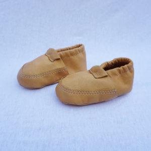 Kožené krpčeky - barefoot