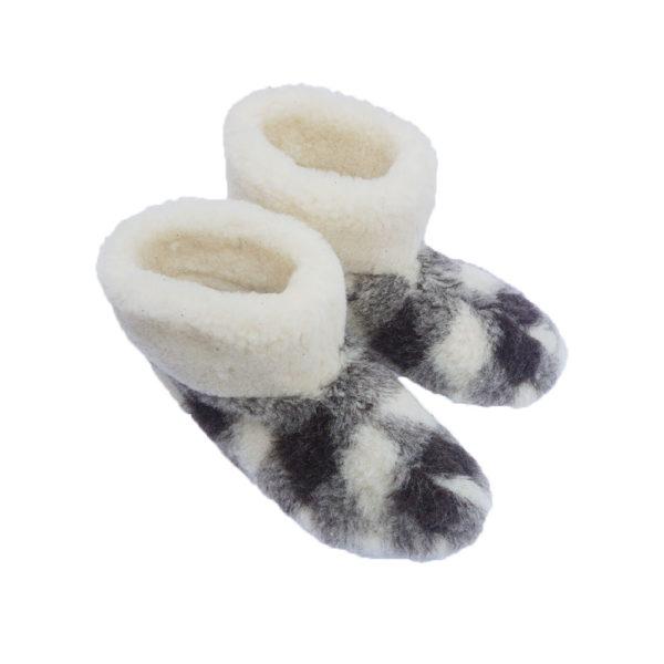 Vlnené papuče