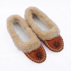 Kožušinové papuče
