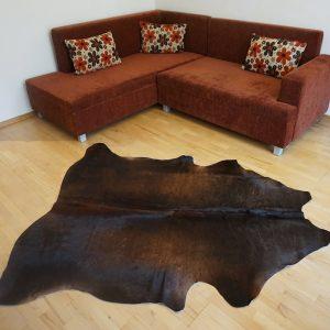 Hovädzia koža 205x175 cm