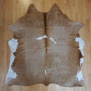 Hovädzia koža 185x180 cm