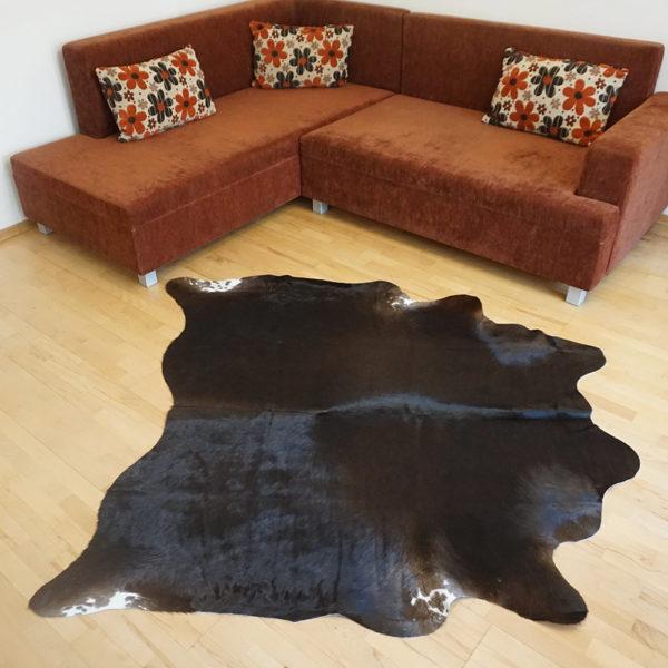 Hovädzia koža 175x175 cm