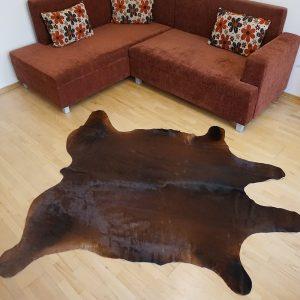 Hovädzia koža 220x205 cm